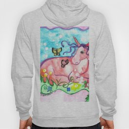 Unicorn and friends Hoody