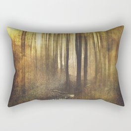 Vintage Woods Rectangular Pillow