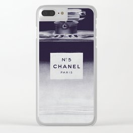 Marilyn's Fave Clear iPhone Case