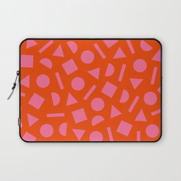 Geometric Shapes 01 Laptop Sleeve