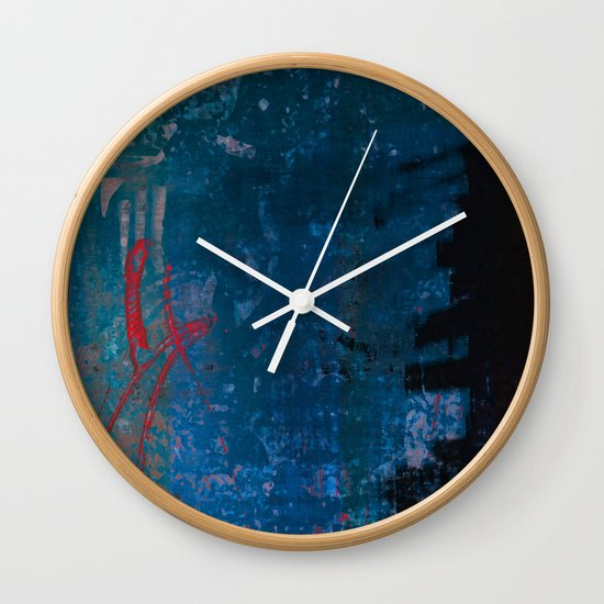 Do Androids Dream of Electric Sheep? Wall Clock
