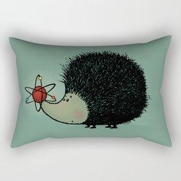 Atomic! Rectangular Pillow