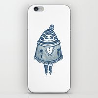 police iPhone & iPod Skins featuring Party Police by AnyaKali