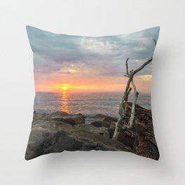 coastal living decor,coastal living room ideas,nautical bedroom decor,nautical decor ideas,starfish Throw Pillow