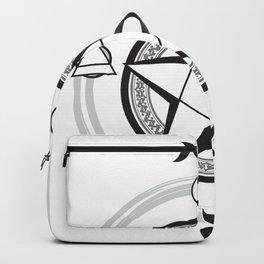 Elemental Pentagram Backpack