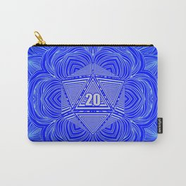 Natural 20 Mandala Purity of the Paladin Carry-All Pouch
