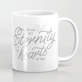 ETERNITY IN HEARTS Coffee Mug