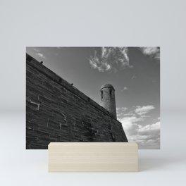 Castillo Mini Art Print