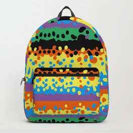 paint touch Backpack