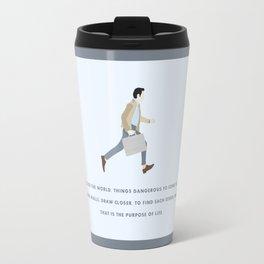 Walter Mitty, Ben Stiller, Major Tom, Print Travel Mug