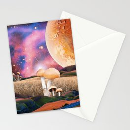Shroomsfield Stationery Cards