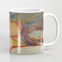 christ Mugs featuring Christ Triumphant by Neo Art Zone