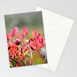 Lingonberries Stationery Cards