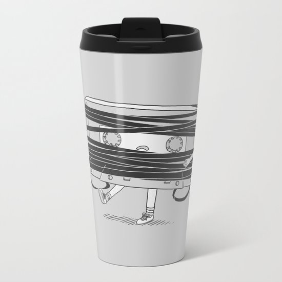 The Mummy Return Metal Travel Mug