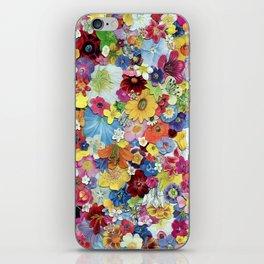 Flowers 3 iPhone Skin