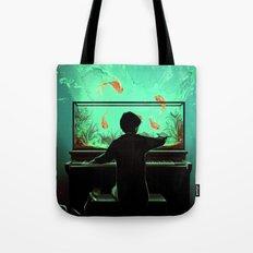 Le Pianoquarium Tote Bag