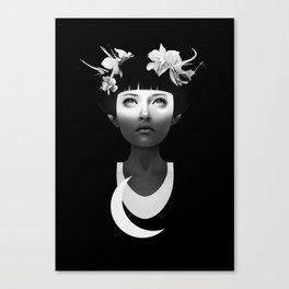 Hyperdusk Canvas Print