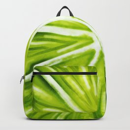 The Lime Backpack