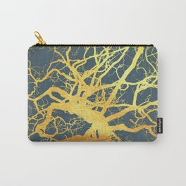 Bare Gold Carry-All Pouch