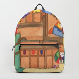Owl Parliament Backpack