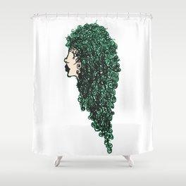Monstrous Shower Curtain