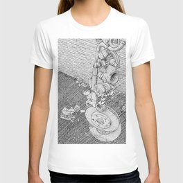 Old Gears New Purposes T-shirt