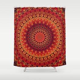 Mandala 261 Shower Curtain