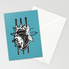 3 of Wands Tarot Card Stationery Cards