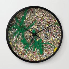 Taraxacum Officinale Wall Clock