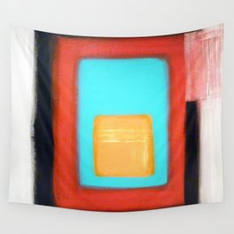Living Rothko Wall Tapestry