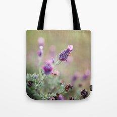 Lavender Life Tote Bag