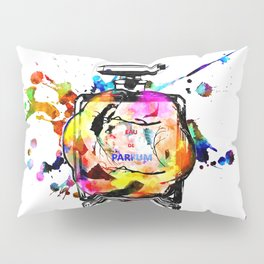 Parfum Rainbow Pillow Sham