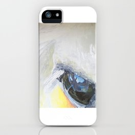 Horseeye iPhone Case