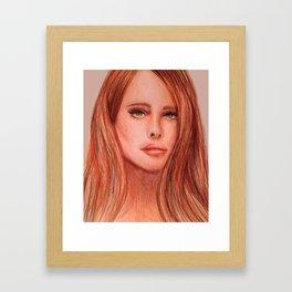 The Paradise Edition Framed Art Print
