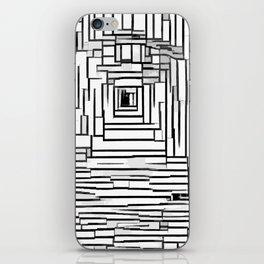 Tunel iPhone Skin