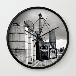 Industrial depot Wall Clock