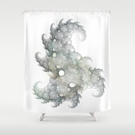 Thing Fractal Shower Curtain