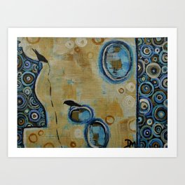 Sew What Art Print