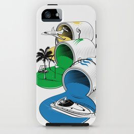Luxury Paints iPhone Case
