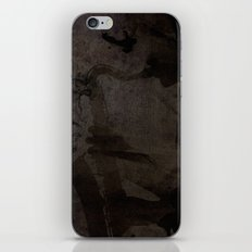 Jazzman laptop iPhone & iPod Skin