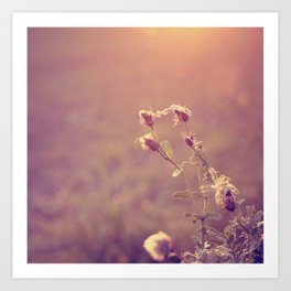 the softer you^^ Art Print