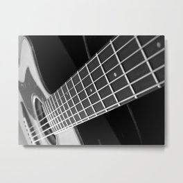 Music to my soul Metal Print