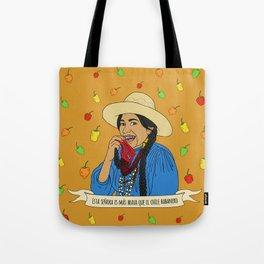 La India Maria Tote Bag