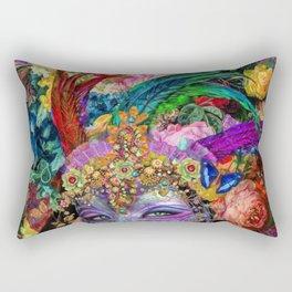 The Mascherari's Muse Rectangular Pillow