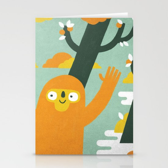 Mango Hunter Stationery Cards