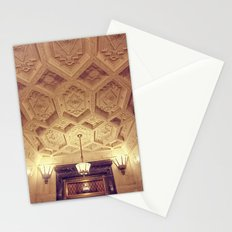 Alamo Ceiling Stationery Cards