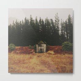 Etive Pass Metal Print
