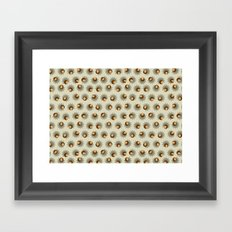 Sprouting Quinoa Framed Art Print