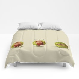 chestnut singing Comforters