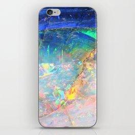 Ocean Opal iPhone Skin